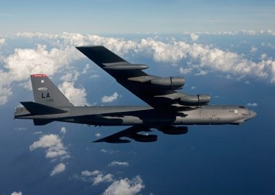 B-52 Stratofortress (photo credit Boeing)