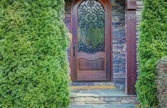 251 Front Door