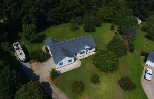 River Meadows Aerial 2