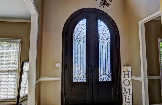 Taybrook Front Door