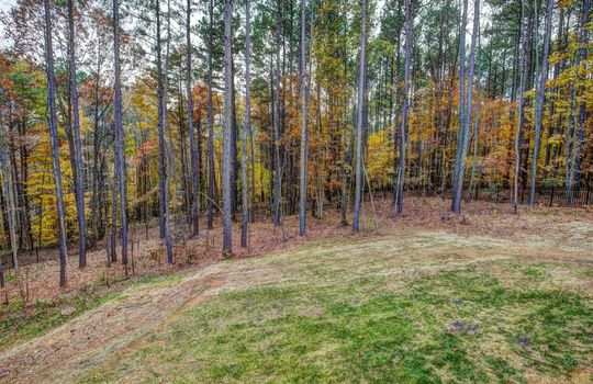 Backyard Private One Acre Lot