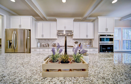 Kitchen Oversized Granite