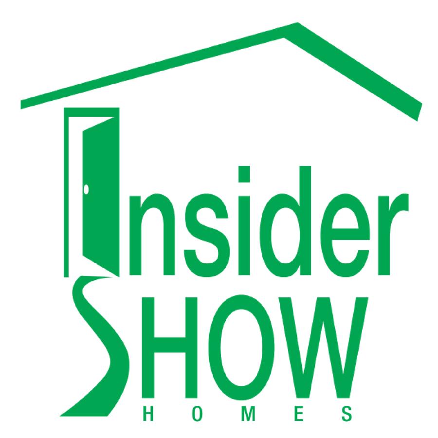 Insider Show Homes LLC Logo White Background