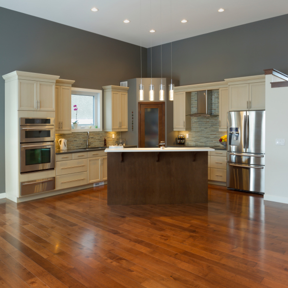Can Your Waistline Be Affected By Your Kitchen Colors?
