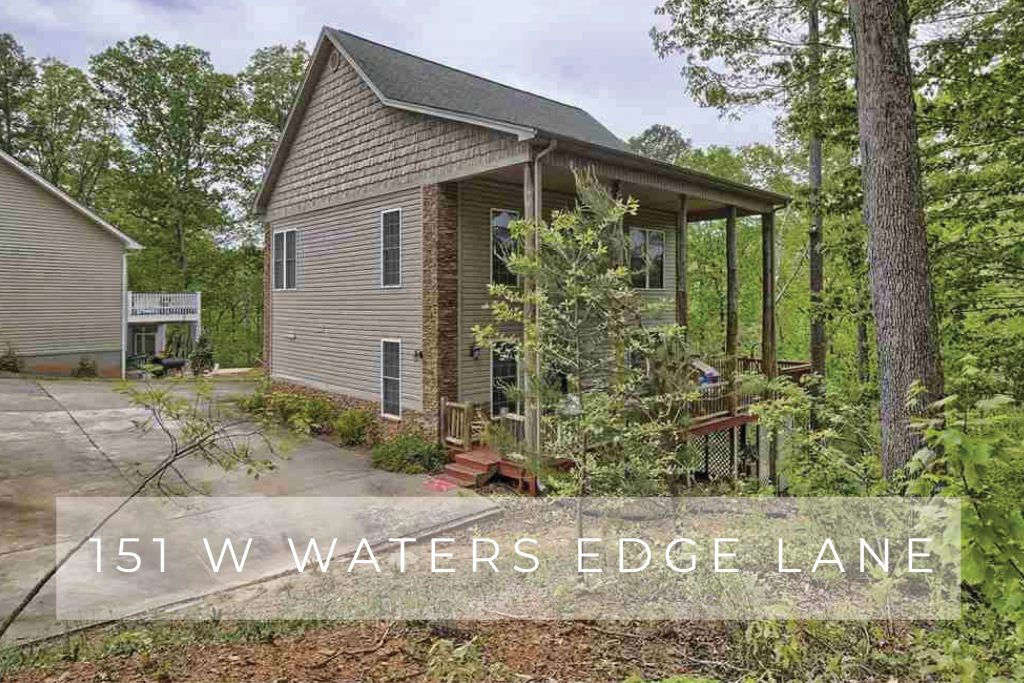 151 WATERS EDGE LANE, WEST UNION SC
