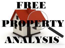 Free Property Analysis icon