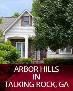 Arbor Hills Talking Rock, GA Community Guide