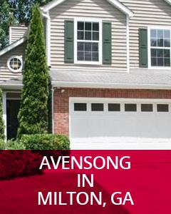 Avensong Milton, GA Community Guide