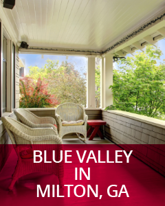 Blue Valley Milton, GA Community Guide