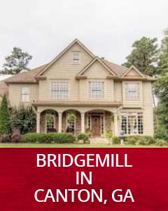 Bridgemill Canton, GA Community Guide