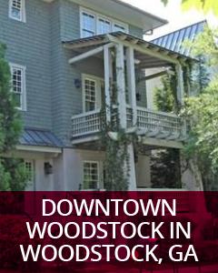 Woodstock Downtown Woodstock, GA Community Guide