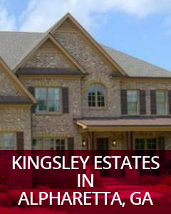 Kingsley Estates Alpharetta, GA Community Guide