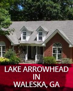 Lake Arrowhead Waleska, GA Community Guide