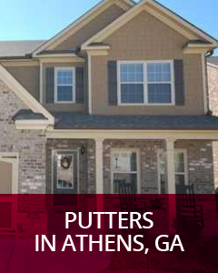 Putters in Athens, GA Community Guide