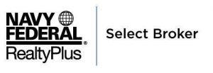 Navy Federal RealtyPlus Select Broker