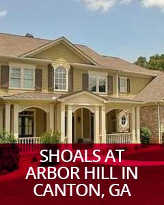Shoals at Arbor Hill Canton GA Community Guide
