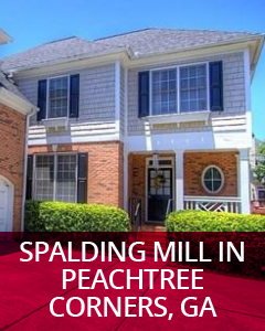 Spalding Mill in Peachtree Corners, GA Community Guide