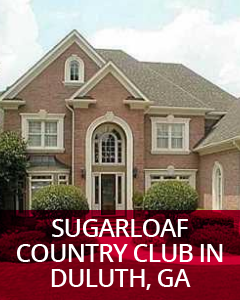 Sugarloaf Country Club in Duluth, GA Community Guide