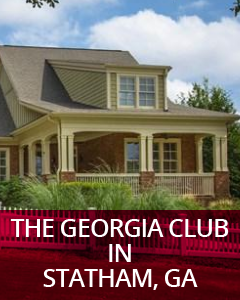 The Georgia Club in Statham, GA Community Guide