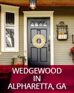 Wedgewood Alpharetta, GA Community Guide
