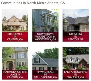 Northeast Metro Atlanta Communities
