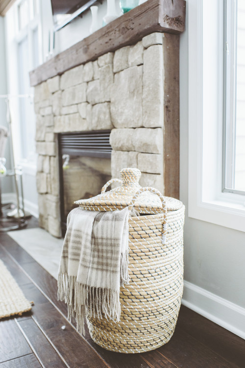 Pile on Textures for a Comfy and Cozy Space This Fall - Brian Bogs