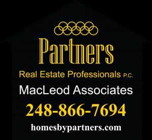 MacLeod Associates Sign