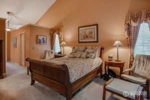 4462 Quebec Ln master bedroom