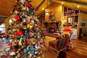Holiday Home Interior