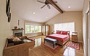 Master Bedroom Ann Arbor Home
