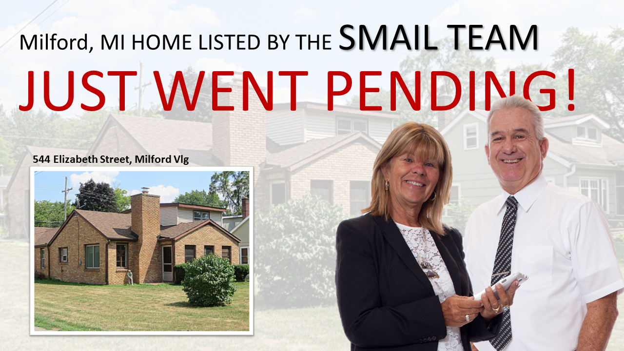 Danny Smail home listed just went pending
