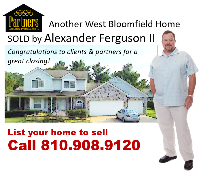 Home listed and sold by alex ferguson