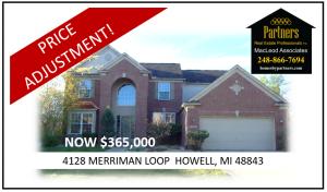 Price Adjustment Merriman Loop