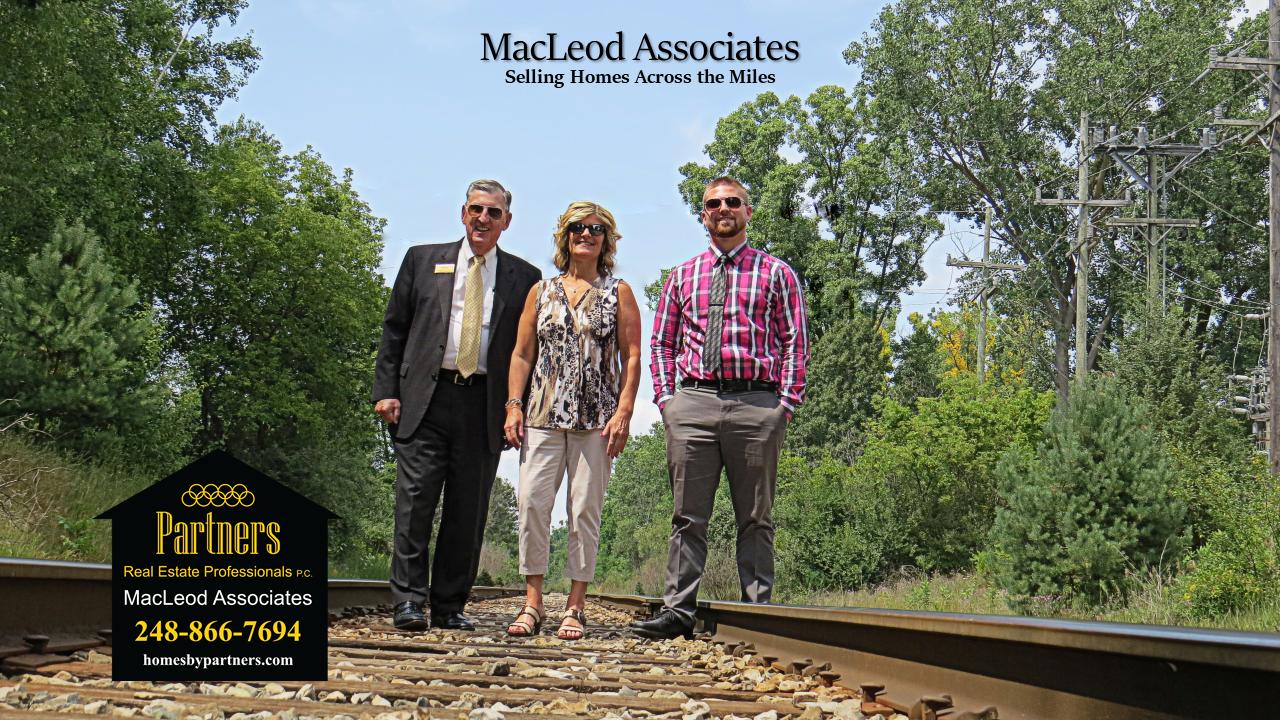 MacLeod Associates on Track
