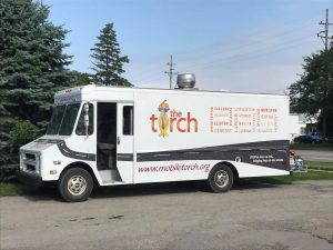 Torch 180 mobile food truck