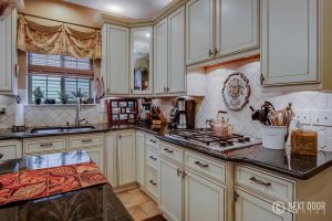 4462 Quebec Ln custom cabinets and appliances