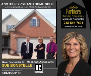 Ypsilanti homes sold
