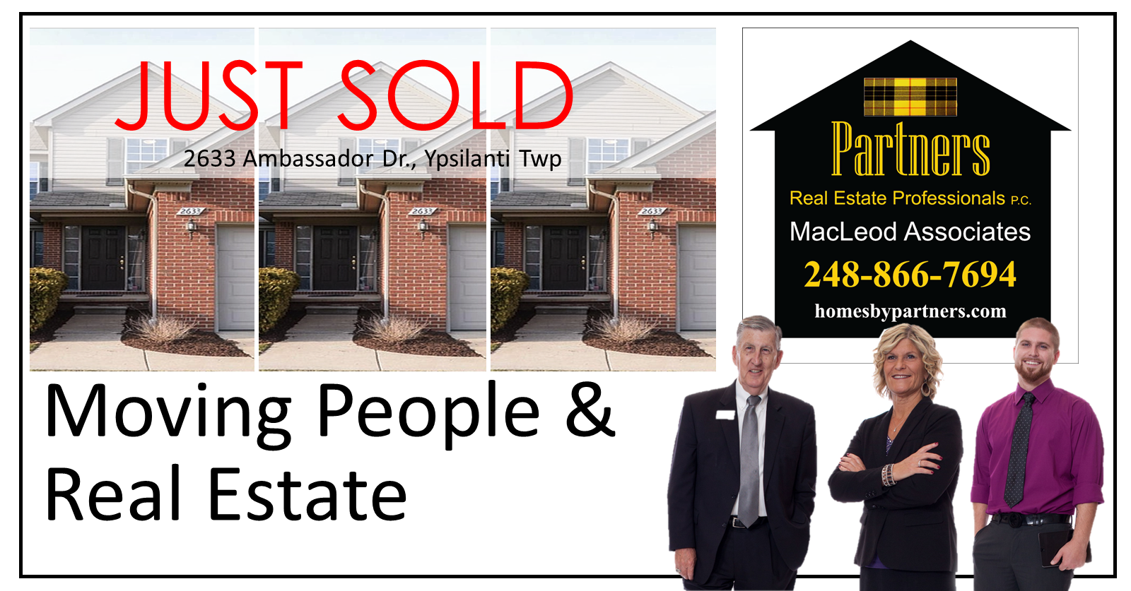 ypsilanti home sold by MacLeod Associates