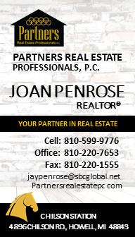 Joan Penrose Real Estate