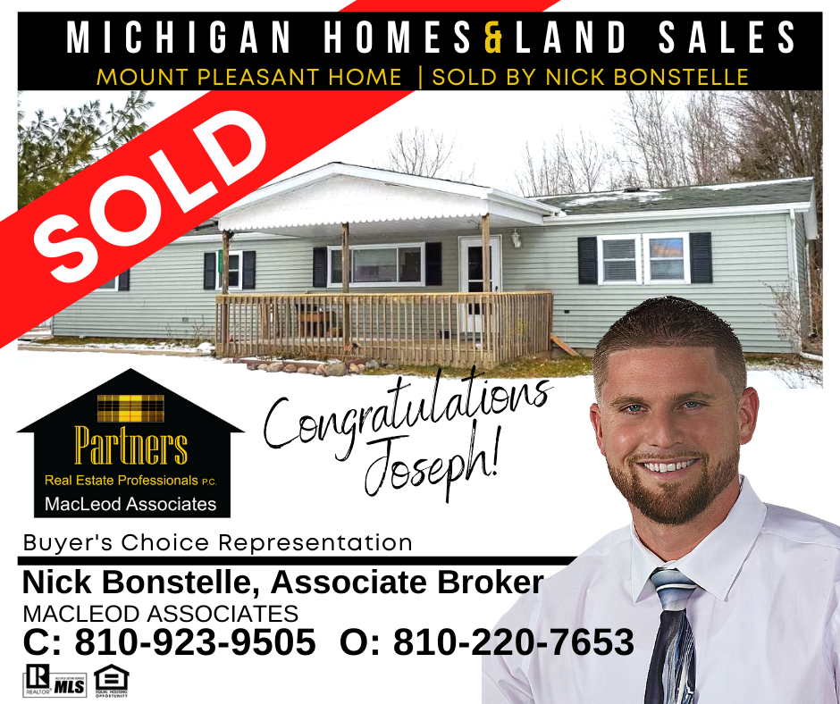 home sold by Nick Bonstelle