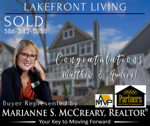 lakefront home sold