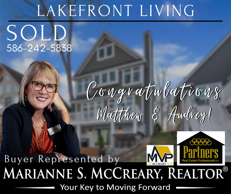 Lakefront home sales