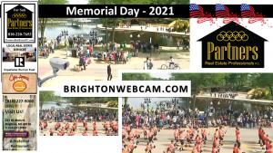 brighton webcam memorial day 2021