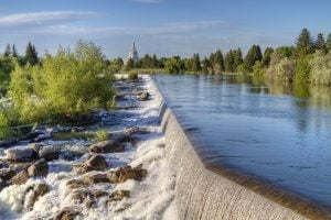 Downtown Idaho Falls | Idaho Falls Greenbelt