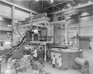 Idaho National Lab Materials Test Reactor