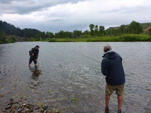 Dalin Bernard Fly Fishing