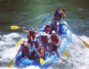 Dalin Bernard Rafting
