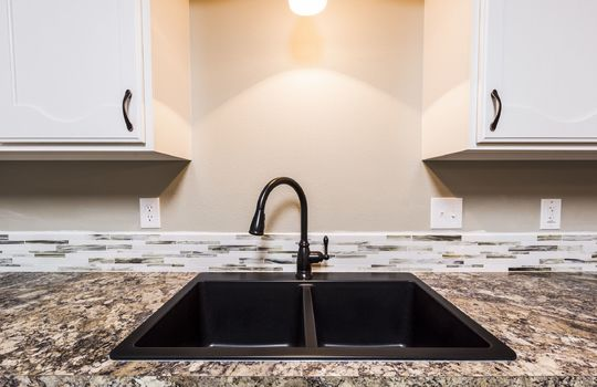 Double Wide Kitchen Sink | Perfect Home