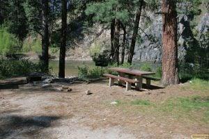 Idaho Falls Camping