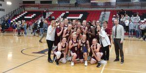 Rigby high school girls basketball team | Rigby Real Estate
